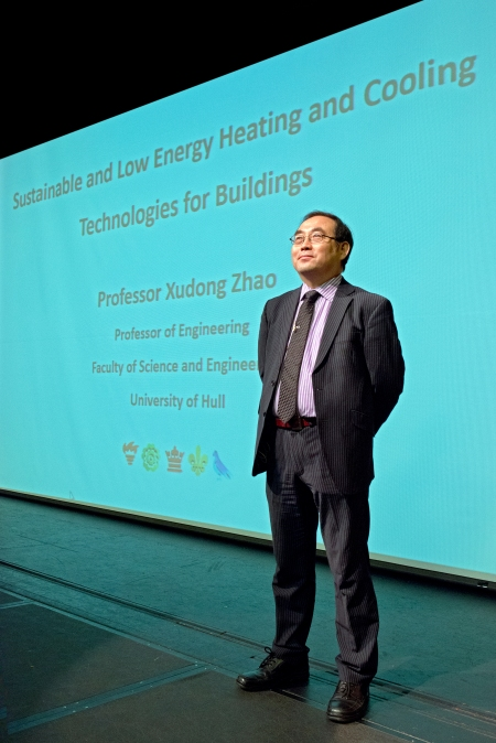 Professor Xudong Zhao